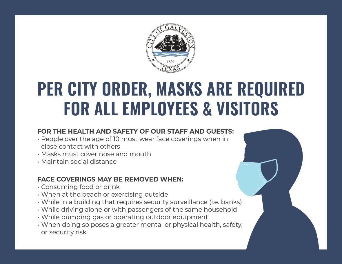 Galveston Masking Order