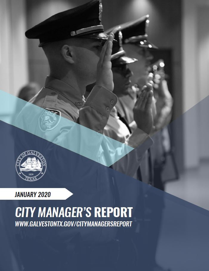 City Manager's Report