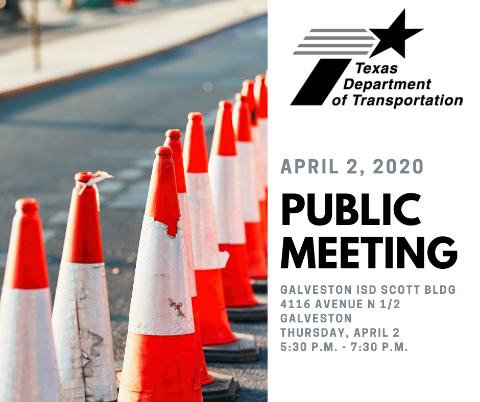 TXDOT Public Meeting