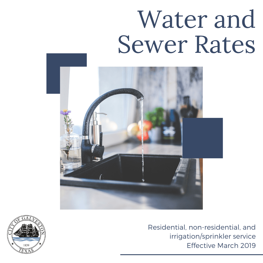 Water and Sewer Rates