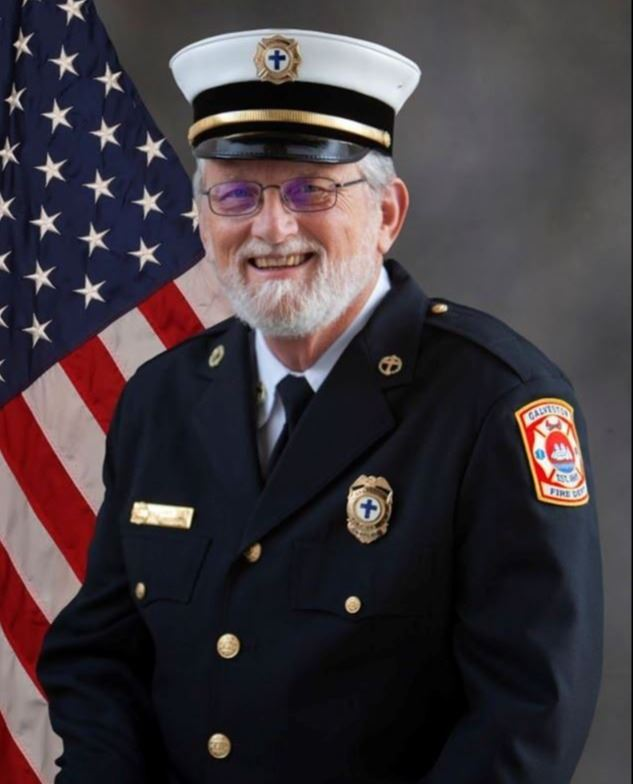 Chaplain Kelley Vaughan