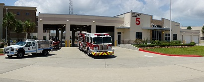 Photo of Fire Station 5