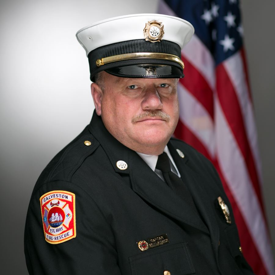 Photo of Asst. Chief Pearson