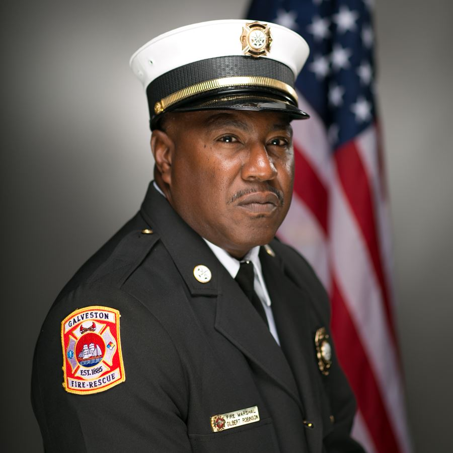 Photo of Asst Chief Robinson
