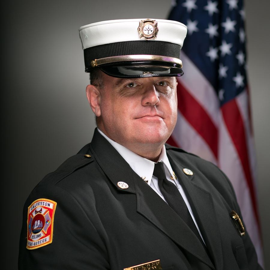 Photo of Battalion Chief Tom Winn
