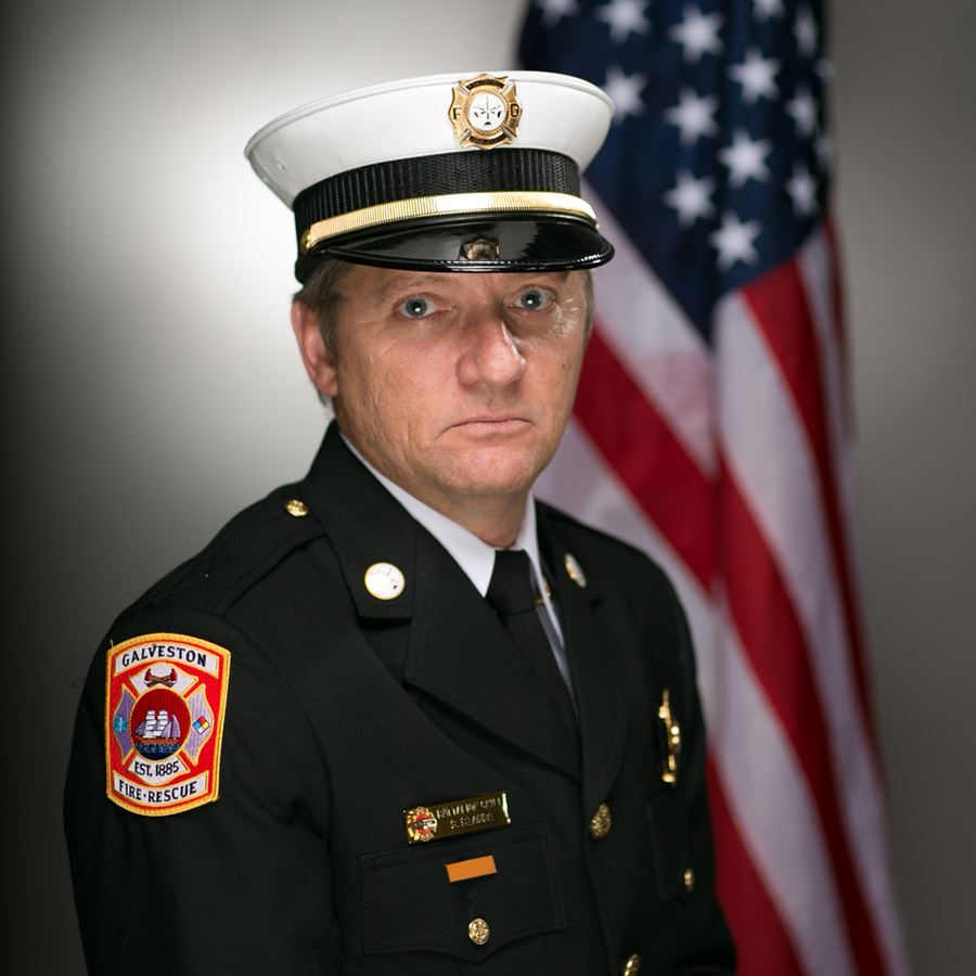 Photo of Battalion Chief Gary Staudt