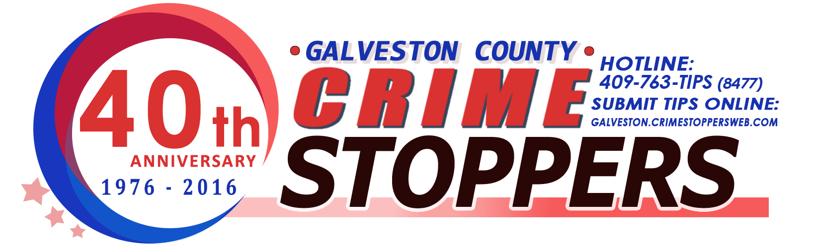 Crime Stoppers 40th Anniversary