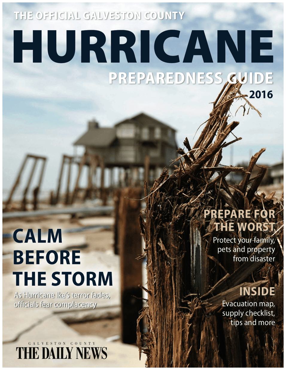 2016 Hurricane Preparedness Guide