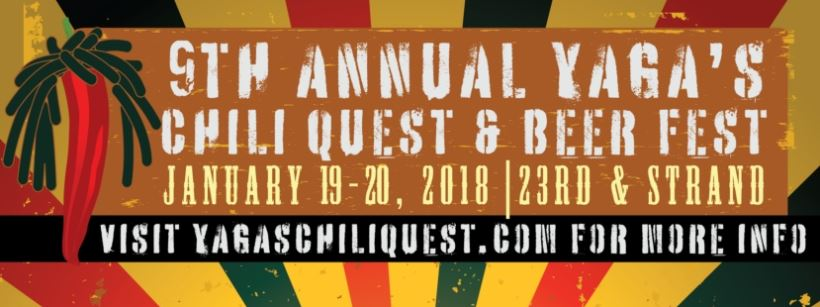 9th Annual Chili Quest & Beer Festival