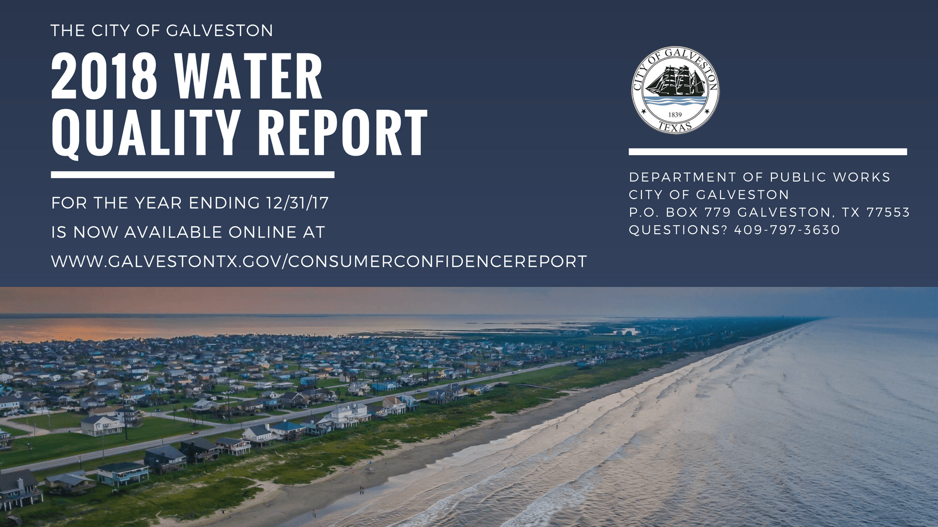 Water Quality Report 2018