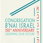 150th Anniversary Congregation B'Nai Israel