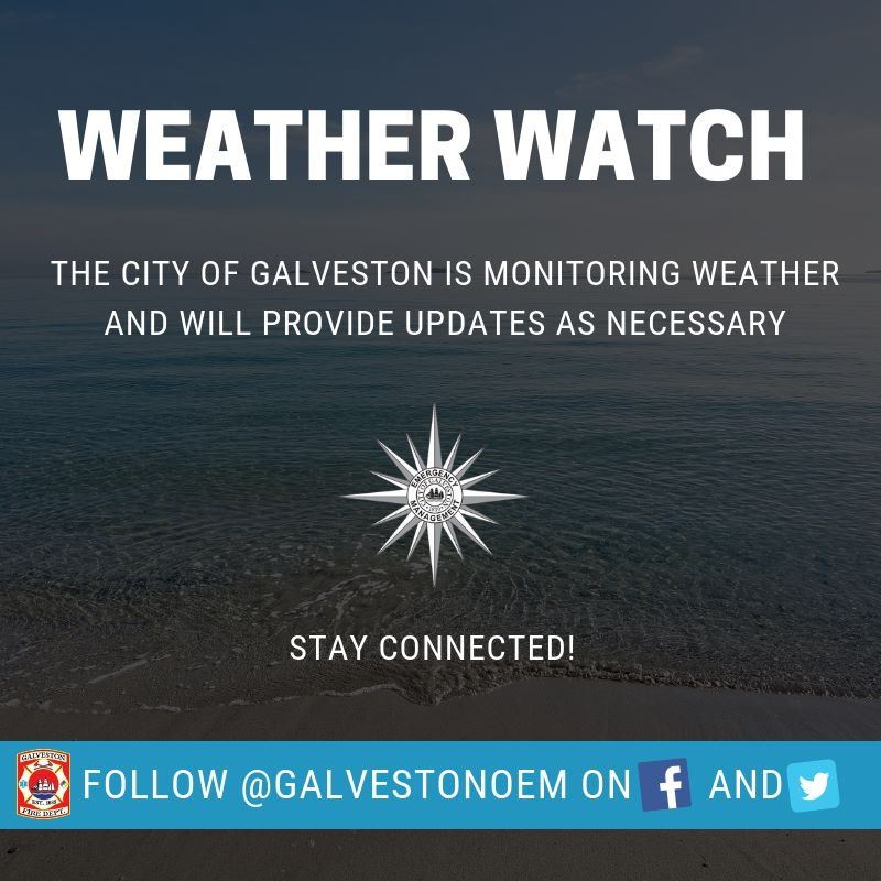 City monitoring weather