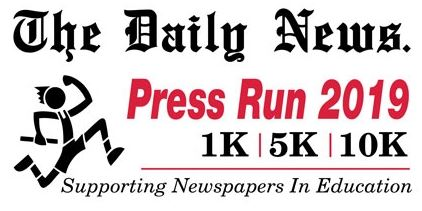 Press Run - Logo