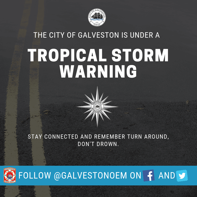 TROPICAL STORM WARNING