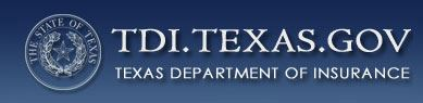Texas Department of Insurance website